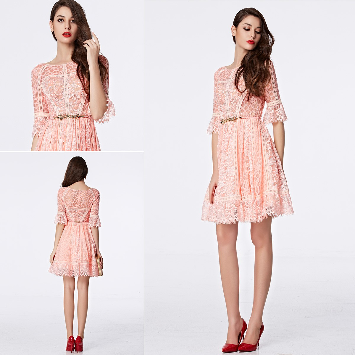 robe-de-soiree-rose